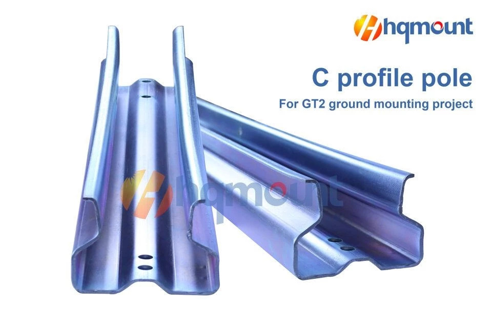 HQ Mount PV ground mounting system